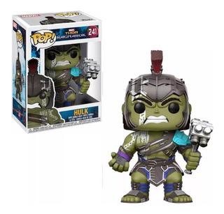 Funko Pop Hulk Gladiador #241 Thor: Ragnarok