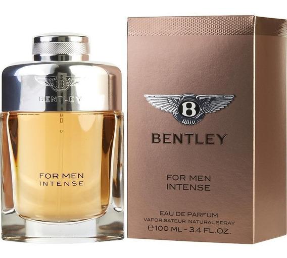 Decant Amostra Do Perfume Bentley For Men Intense Edp 5ml