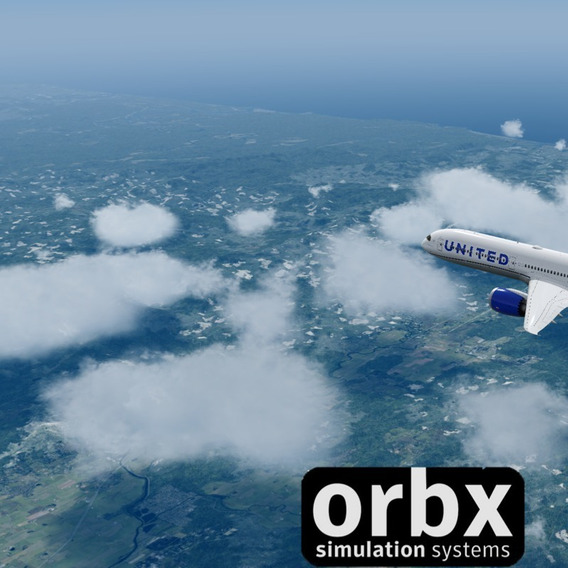 Orbx Ftx Global + Vector + South America + Europe P3d Brinde