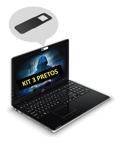 Webcam Cover Macbook Pro 3 Unidades