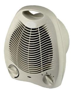 Termoventilador Combate El Frío O El Calor Estufa Calentador