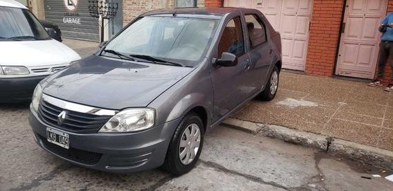 Renault Logan 1.6 Expression Pack I 90cv 2012