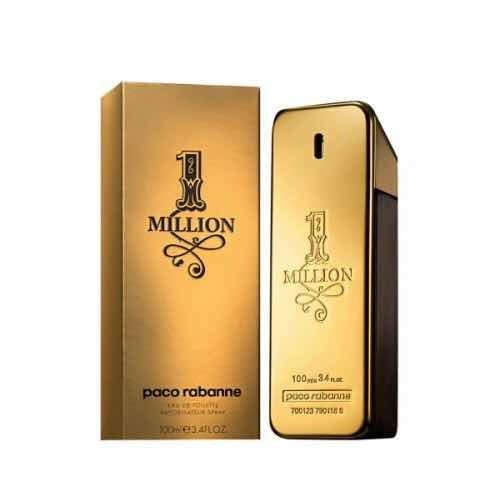 Perfume 1 Million Edt 100ml Paco Rabanne