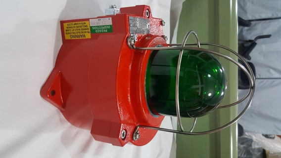 Xb4 Lamparas De Emergencia Industriales De Xenon Medc