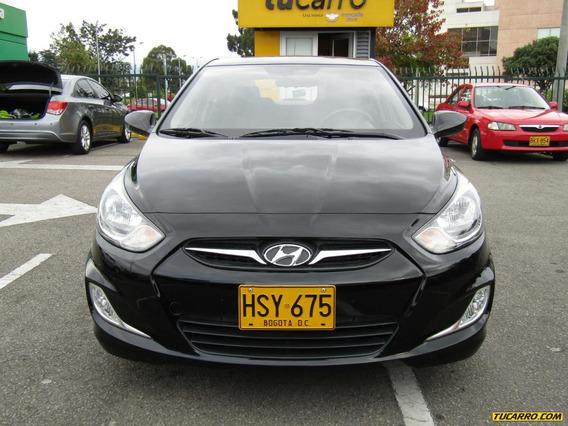 Hyundai I25 Accent Gl Mt 1600cc