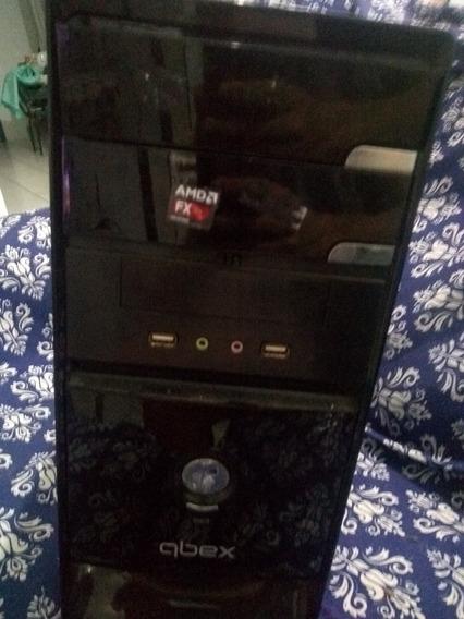 Pc Gamer E Funcional!! Gtx 750, Amd Fx-6300!! Confira!!!