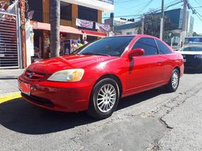 Honda Civic Coupe Ex Automático 2001 Jalisco