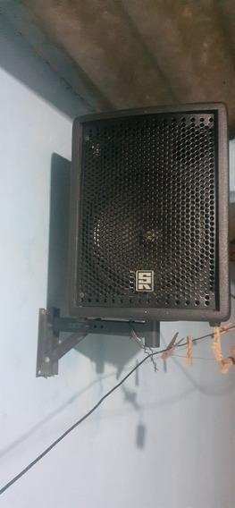 Caixa De Som Passiva + Amplificador