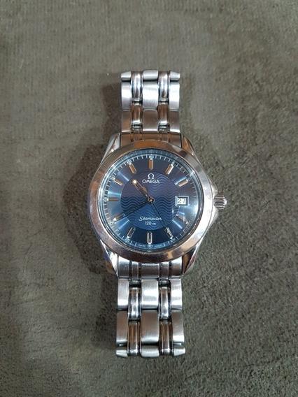 Relógio Omega Seamaster 120m Quartz Original 2511.81.00 120