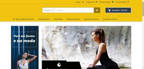 Loja Virtual De Vestuário Com 30 Mil Em Mercadoria