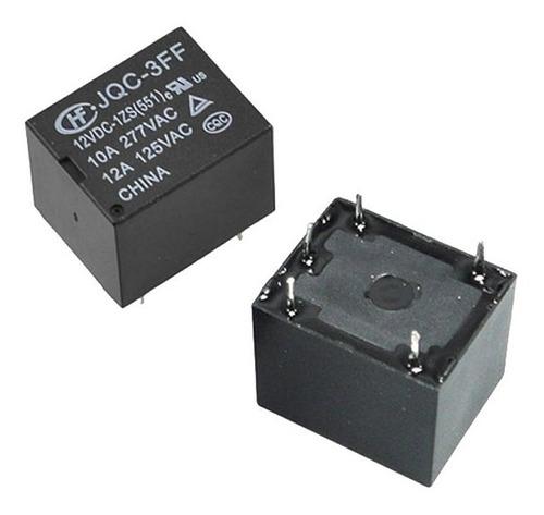 Imagen 1 de 2 de Rele Relay 24v 10a Simple Inversor Arduino X5 Unidades