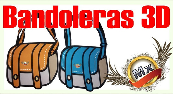Bandoleras 3d