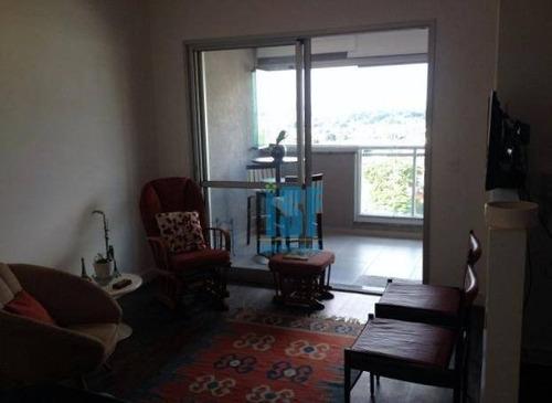 Studio Com 1 Dormitório À Venda, 34 M² Por R$ 500.000 - Campo Belo - São Paulo/sp - St0004. - St0004