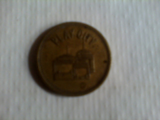 Play City Token Numero Uno