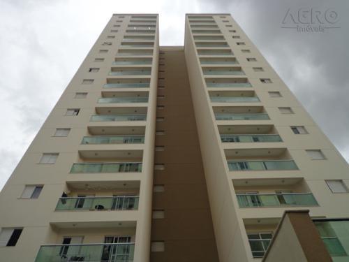 Apartamento Residencial À Venda, Jardim Infante Dom Henrique, Bauru - Ap0646. - Ap0646