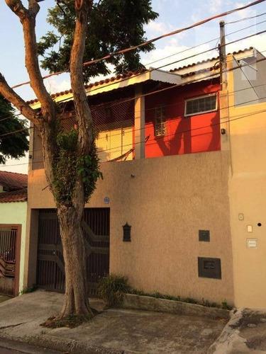 Sobrado Com 3 Dormitórios À Venda, 150 M² - Jardim Pacaembu - Jundiaí/sp - Ca0983