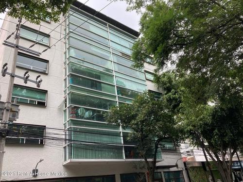 Imagen 1 de 11 de Departamento En Renta Miguel Hidalgo,escandon. E.c