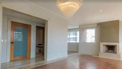 Apartamento Com 3 Dormitórios Para Alugar, 255 M² Por R$ 12.800/mês - Moema - São Paulo/sp - Ap12270