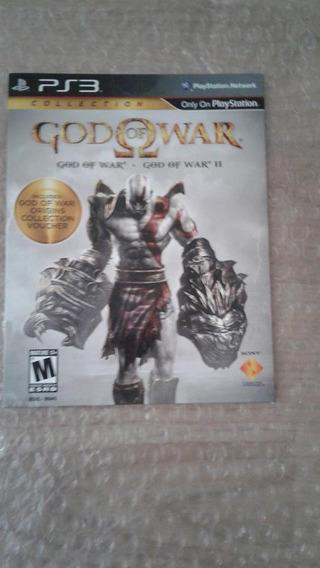 God Of War Collection - God Of War E God Of War 2 - Ps3