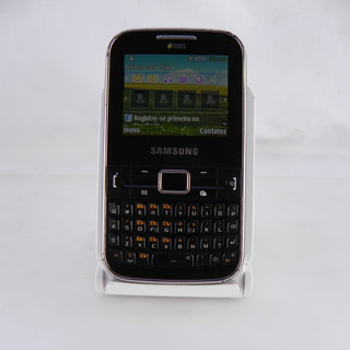 Samsung Gt-c322 Bluetooth, Camera, Mp3, Dual Sim - Usado.