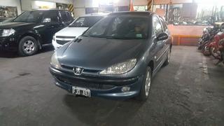 Peugeot 206 1.6 2006 Xt Premium /kawacolor