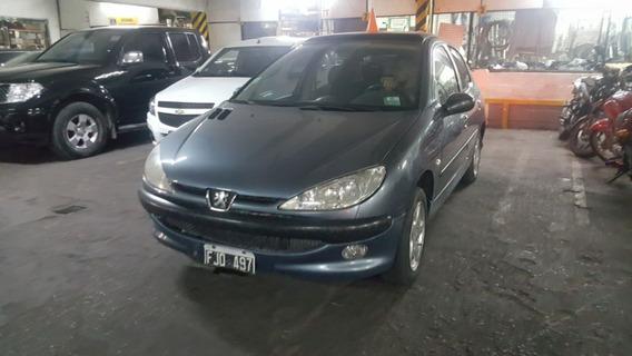 Peugeot 206 1.6 2006 Xs Premium /kawacolor