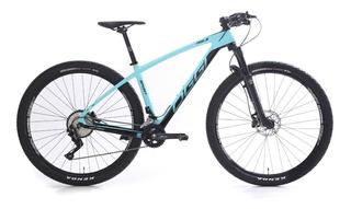 Bicicleta Oggi Agile Sport Carbon - 2020 Shimano Deore 20v.