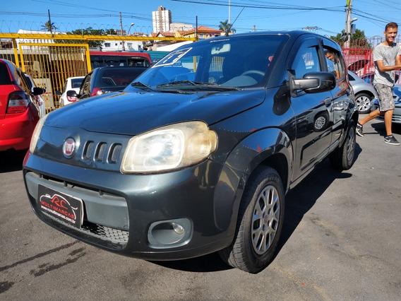 Fiat Uno Vivace Celebration 1.0 Flex Completo 4 Portas 2011