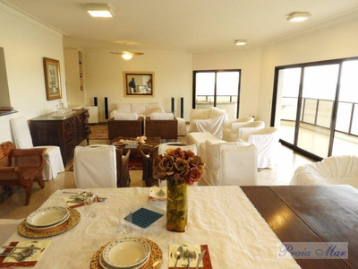 Apartamento Residencial Para Locação, Astúrias, Guarujá. - Ap2203