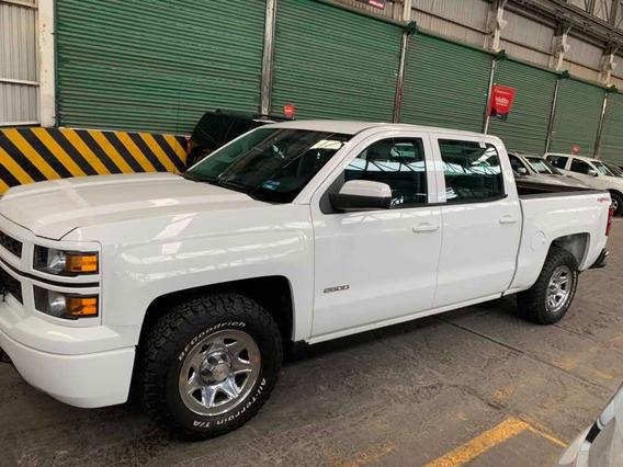 Chevrolet Silverado 2015 4.3 F Pickup 2500 Crew Cab 4x4 Mt
