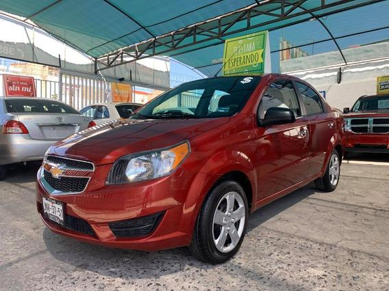 Chevrolet Aveo 1.6 Lt 2018 At ( Previa Cita )