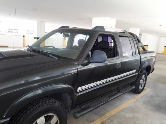 Chevrolet S10 2009 2.4 Executive Cab. Dupla 4x2 Flexpower 4p
