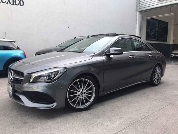 Mercedes-benz Clase Cla 2018 4p 250 Cgi Sport L4/2.0/t Aut