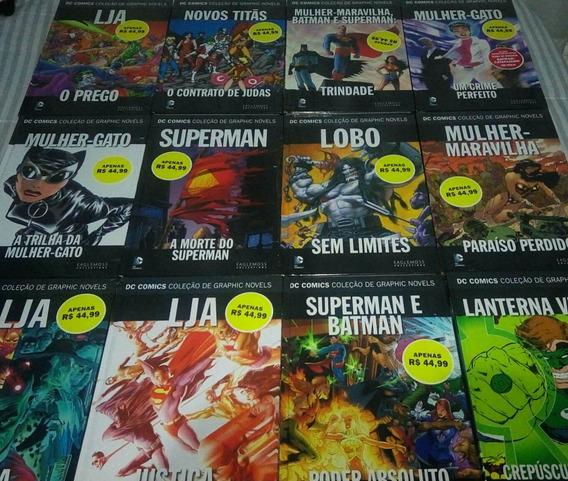 Graphic Novels Dc Eaglemoss - Vol. 1 A 30