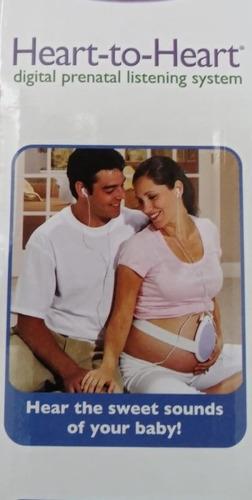 Imagen 1 de 3 de Sistema Digital Prenatal Listening System Heart To Heart