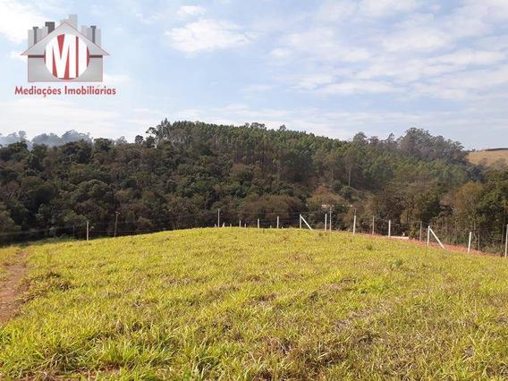 Terreno Rural Com Escritura À Venda, Monte Alegre Do Sul, Monte Alegre Do Sul. - Te0055