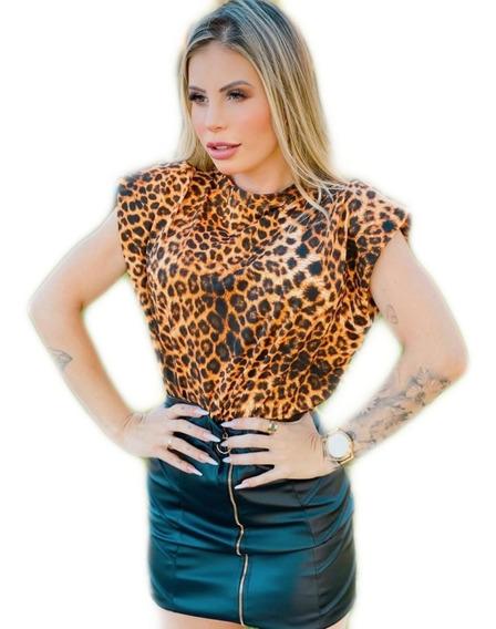 Blusinha Tshirt Feminina Tee Muscle Regata Ombreira Cores