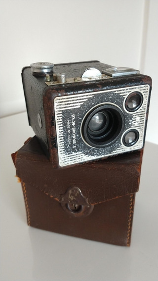 Câmera Kodak -brownie Six-20