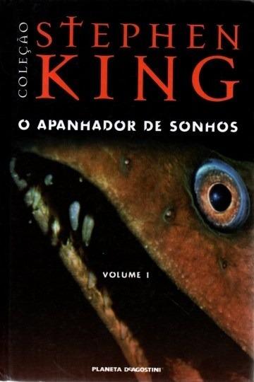 Livro O Apanhador De Sonhos Vol.1 Stephen King