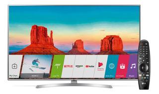 Smart Tv 4k 55 Lg 55uk6550psb