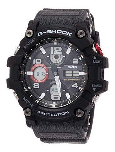 Relógio Casio G-shock Gsg100-1a8 Novo Original Pronta Entrega