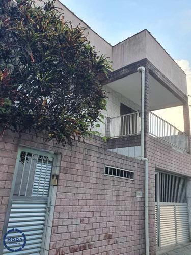 Casa Com 4 Dorms, Macuco, Santos - R$ 550 Mil, Cod: 19366 - V19366