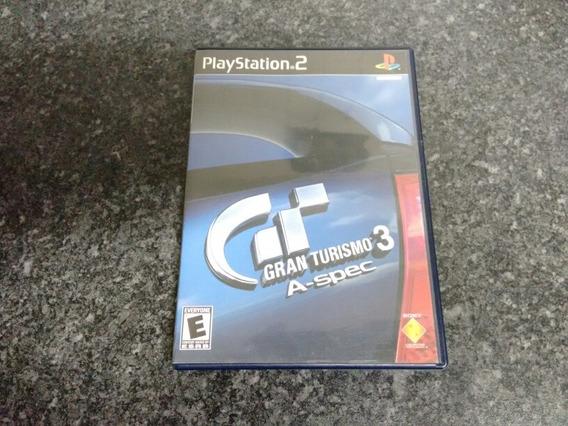Gran Turismo 3 Original Ps2