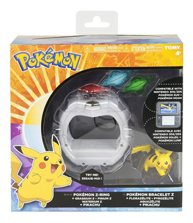 Pokemon Z-ring Sun And Moon 3ds