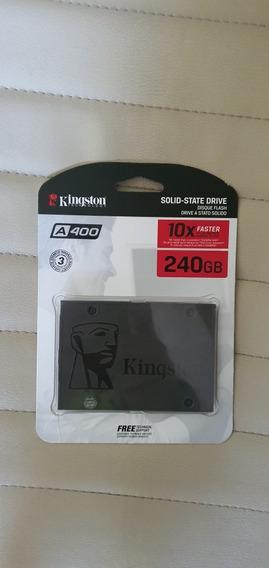 Disco Rigido Ssd 256gb Kingston A400