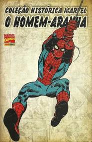 Coleção Histórica Marvel - Homem Aranha