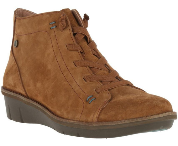 Botin Mujer Hush Puppies Felicity Brown Day A Day