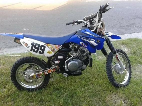 Yamaha Ttr 125 Excelente Moto Muy Cuidada Siempre En Tierra.