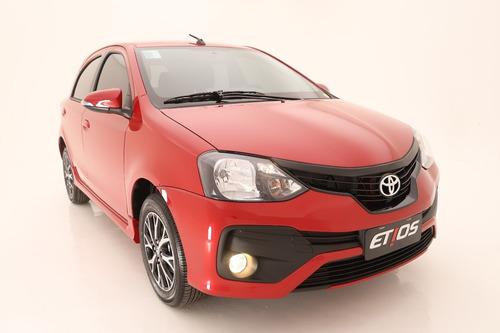 Imagen 1 de 14 de Toyota Etios Xls 1.5 Manual 5p Hatchback