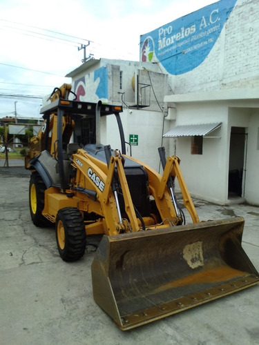 Imagen 1 de 10 de Retroexcavadora Case 580n Año 2011